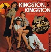 7'' - Lou And The Hollywood Bananas, Lou & The Hollywood Bananas - Kingston, Kingston (English Version) / Kingston, Kingston (French Version)