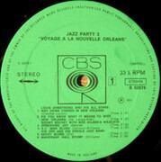 LP - Louis Armstrong , Sidney Bechet , Kid Ory - Voyage A La Nouvelle Orléans