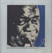 LP-Box - Louis Armstrong - A Chronological Study (1935-1945) - + 7'