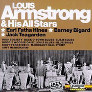 CD - Louis Armstrong And His All-Stars , Earl Hines , Velma Middleton - Louis Armstrong And His All-Stars