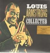 Double LP - Louis Armstrong - Collected - 180GR./GATEFOLD/4P INSERT/2000 COPIES ON GREEN VI