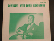 10'' - Louis Armstrong - Downbeat With Louis Armstrong