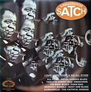 LP - Louis Armstrong & His All-Stars, Louis Armstrong And His All-Stars - Ambassador Satch