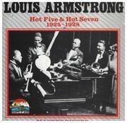 CD - Louis Armstrong - Hot Five & Hot Seven 1925 - 1928