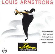 CD - Louis Armstrong - Jazz 'Round Midnight