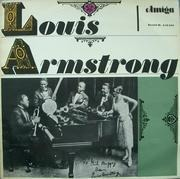 LP - Louis Armstrong - Louis Armstrong - FIRST PRESSING Amiga Edition
