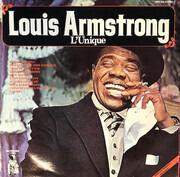 LP - Louis Armstrong - L'Unique