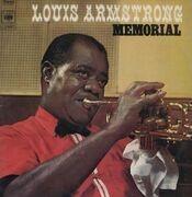 Double LP - Louis Armstrong - Memorial