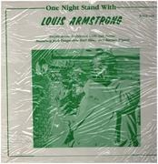 LP - Louis Armstrong - One Night Stand With Louis Armstrong