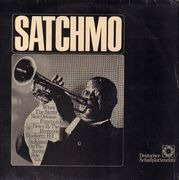 LP - Louis Armstrong - Satchmo - Club Pressung
