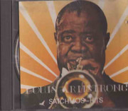 CD - Louis Armstrong - Satchmo's Hits