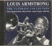 CD - Louis Armstrong - The Ultimate Collection