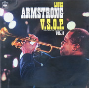 LP - Louis Armstrong - V.S.O.P. (Very Special Old Phonography) Vol. 8
