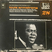 LP - Louis Armstrong With Blanche Calloway , Baby Mae Mack , Hociel Thomas , Bertha 'Chippie' Hill , Sip - Rare Recordings Of The Twenties Vol. 4