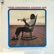 LP - Louis Armstrong - Greatest Hits