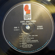 LP - Louis Armstrong - Hello, Dolly!