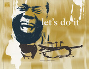 Double CD - Louis Armstrong - Let's Do It: Best Of Verve Years