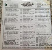 LP - Louis Armstrong - Louis Armstrong Memorial