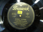 LP - Louis Armstrong - Louis Armstrong Sings Standards