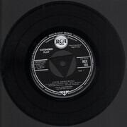 7inch Vinyl Single - Louis Armstrong - Louis Armstrong - Tri-Centre