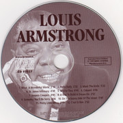 CD - Louis Armstrong - Louis Armstrong