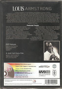 DVD - Louis Armstrong - Louis Armstrong - Still Sealed