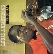 Double LP - Louis Armstrong - Memorial - Gatefold
