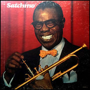 LP-Box - Louis Armstrong - Satchmo . . . A Musical Autobiography Of Louis Armstrong - label variation / +booklet