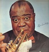 LP - Louis Armstrong - The Definitive Album By Louis Armstrong