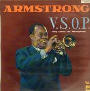 LP - Louis Armstrong - V.S.O.P. (Very Special Old Phonography) Vol 1