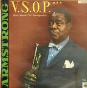 LP - Louis Armstrong - V.S.O.P. (Very Special Old Phonography)  Vol. 3