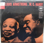LP - Louis Armstrong - Plays W.C. Handy