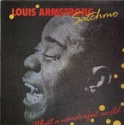 LP - Louis Armstrong - What A Wonderful World