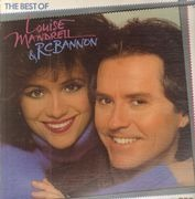 LP - Louise Mandrell & RC Bannon - The Best of