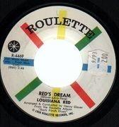 7'' - Louisiana Red - Red's Dream / Ride On Red, Ride On