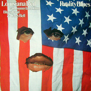 LP - Louisiana Red With Sunnyland Slim Blues Band And Carey Bell - Reality Blues