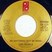 7'' - Lou Rawls - I Go Crazy