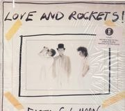 LP - Love And Rockets - Earth • Sun • Moon