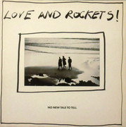 12inch Vinyl Single - Love And Rockets - No New Tale To Tell