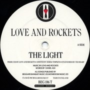 12inch Vinyl Single - Love And Rockets - The Light