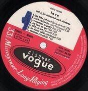 LP - Love - Love - FRENCH VOGUE