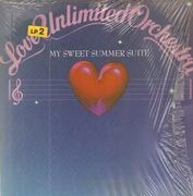 LP - Love Unlimited Orchestra - My Sweet Summer Suite - rare dutch