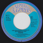 7inch Vinyl Single - Love Unlimited Orchestra With Webster Lewis - Welcome Aboard / Strange
