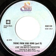 7inch Vinyl Single - Love Unlimited Orchestra - Theme From King Kong
