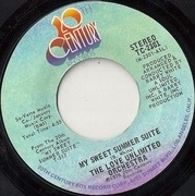7'' - Love Unlimited Orchestra - My Sweet Summer Suite