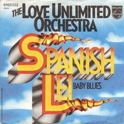 7'' - Love Unlimited Orchestra - Spanish Lei