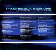 CD - LTJ Bukem Featuring MC Conrad - Progression Sessions - Digipak