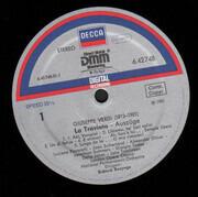 LP - Verdi - La Traviata - Auszüge - DMM