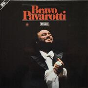 Double LP - Luciano Pavarotti - Bravo Pavarotti