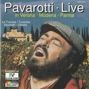 CD - Luciano Pavarotti - Live